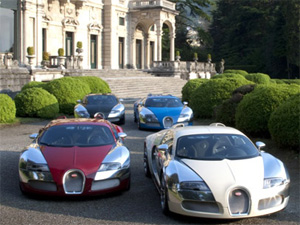 #9 - Bugatti Grand Touring Automobiles