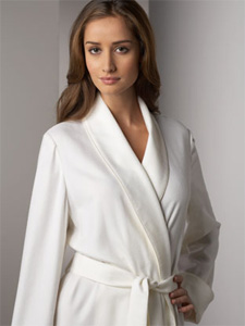 #37 - Pure White Bathrobes