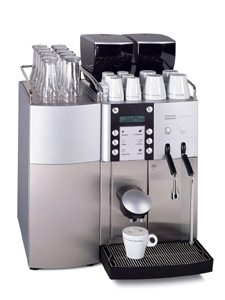 #35 - Cappuccino Machines